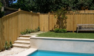 Wooden Treated Pine Fencing