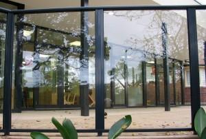 Glass: Framed