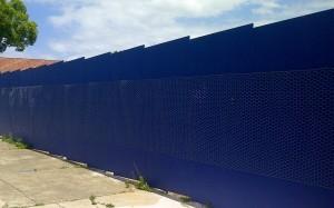 Construction Hoarding Fencing