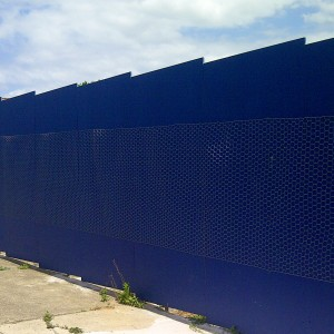 Construction Hoarding Fencing