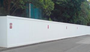 Affordable Hoarding Fencing