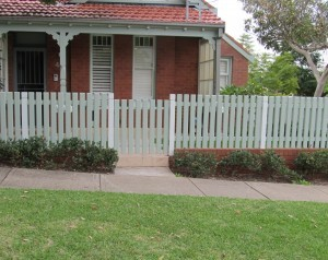 Ressidential Treated Pine Fencing
