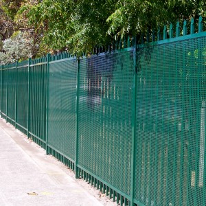 Commercial Security Fencing