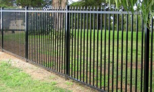 Security Gate Fencing