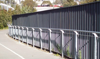 Commercial Hand-Railings