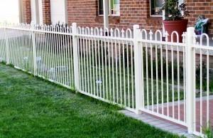 Residential Tabular Fencing