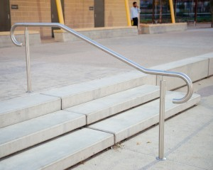 Stainless Steel Handrail Fencing