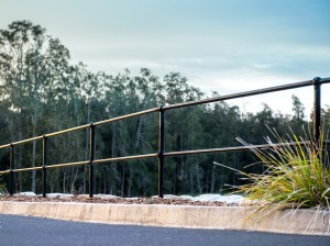 Handrail / Monowils: Monowills