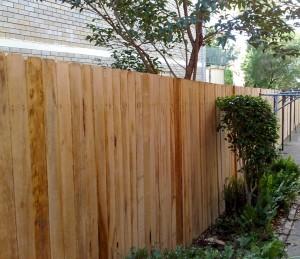 Hardwood: Closed Paling