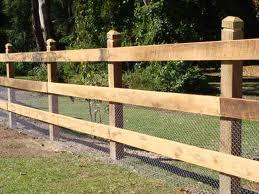 Livestock Rural Fencing