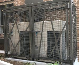 Air Con Cage