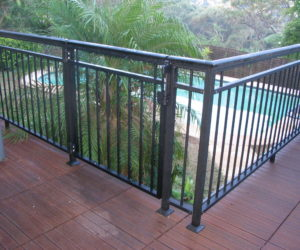 Balustrades Pool Fencing and Gate