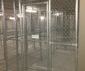 Chainwire storage cage