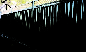 15. Steel Fencing