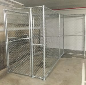 17. Storage Cages