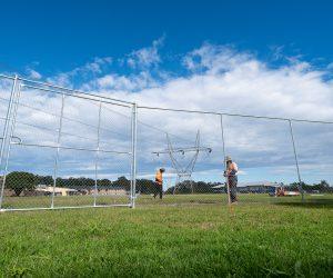 Chainwire Fencing Contractor