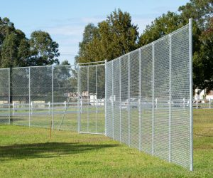 Boundary Chainwire Fencing