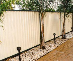 Colorbond Fence Standard