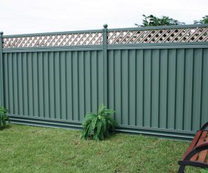 Complete Colorbond Fencing