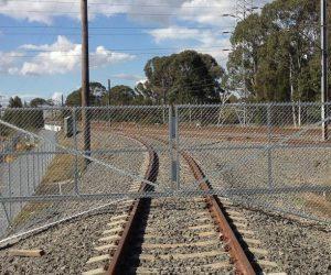 Double Chainwire Railways