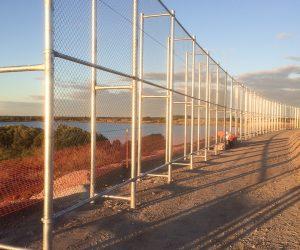 Bird Protection Fencing