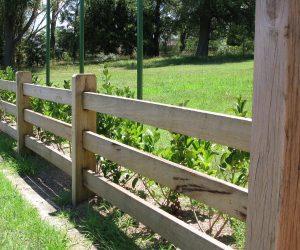 Rural Ranch 3 Rail