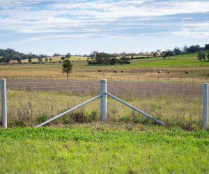 Rural Fence Hinge - 2 Joints