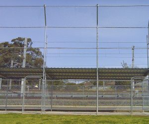 Sporting Field Cage